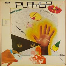 "12"" LP-Player-Spies of Life-b453-Slavati & cleaned"