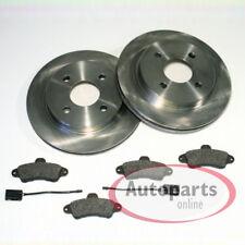 Ford Cougar - Bremsscheiben Bremsen Bremsbeläge Warnkabel für hinten*
