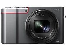 Panasonic Lumix DMC-ZS100S Silver Compact Digital Camera DMCZS100S Open Box Demo