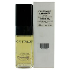 Cristalle by Chanel for Women EDT Perfume Spray 3.4 oz Tester NEW