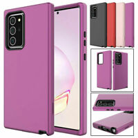 For Samsung Galaxy S21 Ultra/S21 Plus Case Shockproof Hybrid Armor Phone Cover