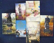 Lot of 6 - Amish Christian Fiction 20 Novellas, Wiseman, Lillard, Fuller + Bl8