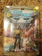 Playmates Star Trek The Next Generation Lieutenant Thomas Riker MOC 1994 HTF