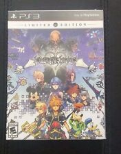 PS3 Kingdom Hearts HD 2.5 ReMIX Limited Edition |BRAND NEW SEALED