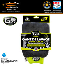 Gant de lavage GS27 triple action Douceur Extreme