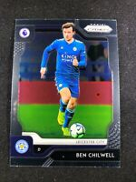 2019-20 Panini Prizm Premier League Soccer Ben Chilwell Leicester City #74