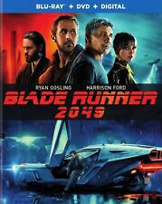 Blade Runner 2049(Blu-Ray+Dvd+Digital) W/Slipcover Brand New Unopened
