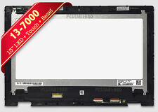Dell Inspiron 13 7347 P57g Touch LCD LED Screen Digitizer Bezel Assembly