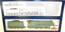 Hornby 31-952 A4 L. N. E. R. Peregrino 4 6 2 Locomotora de Vapor 4903 Azul 00