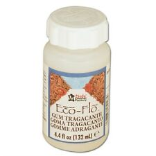 4oz Eco Leather Gum Tragacanth - Flo Smooth Shiny Burnish Finish Tandy