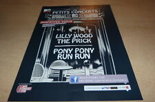 LILLY WOOD & THE PRICK - PONY PONY RUN RUN !!!FRENCH!!! PUBLICITE/ADVERT!!!