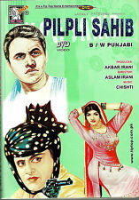 PILPLI SAHIB - PUNJABI - NEW ORIGINAL LOLLYWOOD DVD - FREE UK POST