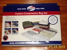 American Tourister 4-piece Compression Bag Set Home Travel Storage pack more!