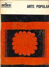 Arts Populaires du MEXIQUE ; 1962