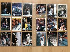 Basketball Trading Cards NBA ALONZO MOURNING 95 Stck Lot