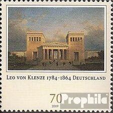 BRD (BR.Duitsland) 2719 postfris 2009 Leo van Klenze