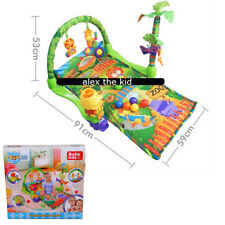 3 in 1 Baby Zoo Play Gym Mat/Musical Baby Play Mat New In Gift Box