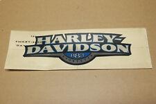 Original Harley Davidson tank emblem OEM numéro 13305-08, Sportster 883