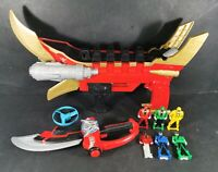 Morphin Power Rangers Pirate Legendary Battleship and Sword Bundle