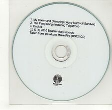 (GO349) Beatservice, Make Fire sampler - 2010 DJ CD
