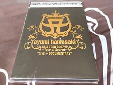 "ayumi hamasaki ASIA TOUR 2007 -Tour of Secret- ""Live + DOCUMENTARY"" (DVD)jpop/j-"