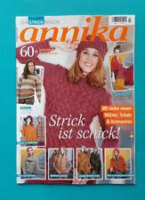 Annika Dein Strick Magazin 3/17 ungelesen 1A abs. TOP