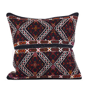 "23"" x 23"" Pillow Cover Kilim Pillow Cover VINTAGE FAST Shipment With UPS 10899"