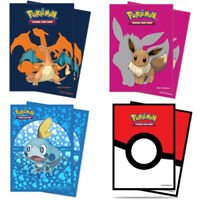 Ultra Pro Sleeves - Standard Deck Protectors - Pokemon Card Sleeves (65)