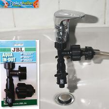 JBL Aqua In - Out Wasserstrahlpumpe Aquarium Reinigung Wasserwechsel + Probe