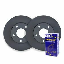 FRONT DISC BRAKE ROTORS+PADS for Alfa Romeo 159 1.9TD *305mm* 2006 on RDA7444