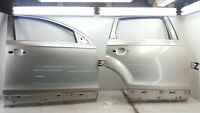 2007-2015 AUDI Q7 RIGHT PASSENGER SIDE FRONT REAR DOOR SHELL OEM BEIGE METALLIC