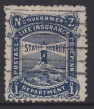 VF (Very Fine) Postage New Zealand Stamps
