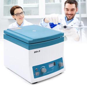 Medical Lab Centrifuge Electric 4000 Rpm 90-3 Digital 4000rpm 10ml x 12 Electric