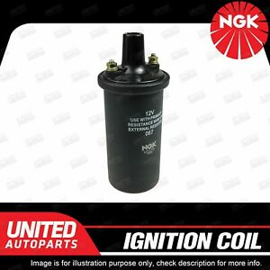 NGK Ignition Coil for Nissan Sunny Urvan Vanette 4 Cyl 8V A12 A14 H20 Z20 Z24