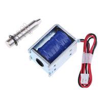 12V 2A Elektro Riegel Magnetverschluss für Türen Gates Schrankschublade