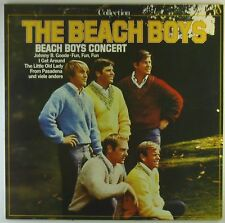 "12"" LP - The Beach Boys - Beach Boys Concert - L5639h - washed & cleaned"