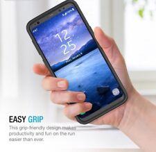 Maxboost Galaxy S9 Case HyperPro Series Heavy Duty GXD-Gel Protection Black