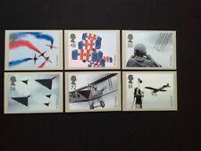 PHQ 313 Mint 2008 Air Displays 6 cards.