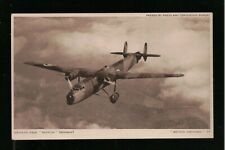 Aviation  Military  Postcard