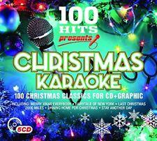 100 Hits  Presents Christmas Karaoke [CD]