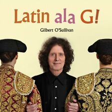 Gilbert O'Sullivan - Latin Ala G [New CD] UK - Import