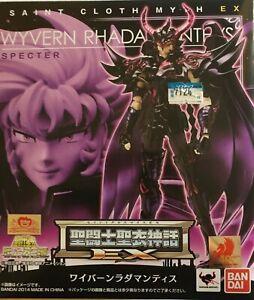 Wyvern Radamanthys Ex Cloth Myth Saint Seiya Bandai