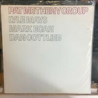 [SOUL/JAZZ]~NM LP~PAT METHENY~GROUP~Self Titled~{1978~ECM~Issue]