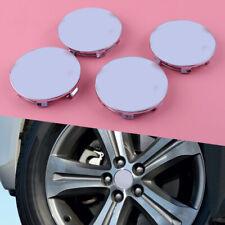 "4x 3.25"" 83mm Chrome Wheel Center Hub Cap Fit For Chevy Chevrolet Tahoe 2007-19"