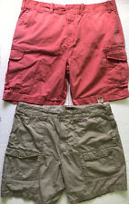 Lot of 2 The Foundry Cargo Shorts. Mens Size 44