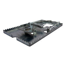 18cm x 10cm Big Heavy Duty Metal Mouse Trap Rodent Pest Control Easy Set Bait