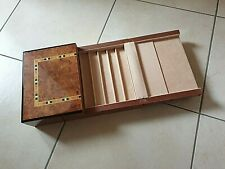 Cave à stylos display écrin coffret plume case fountain pen nib writing #10