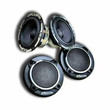 New listing Ct Sounds 3.5 Inch 3-Way Car Audio Midrange Speakers – Meso Speakers with Grills