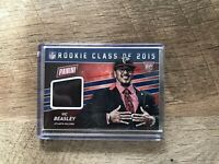 2015 Panini Father's Day Rookie Class Of 2015 Event Worn Hat Vic Beasley Falcons