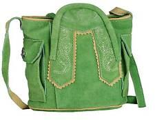 Trachten Handtasche Echtleder Leder grün Dirndltasche Trachtentasche Typ1